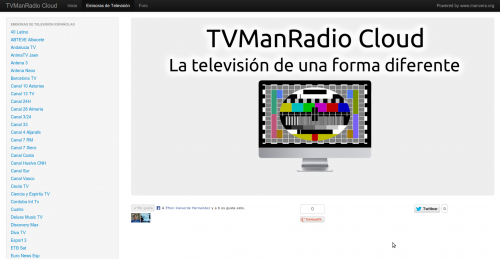 TVManRadio Cloud