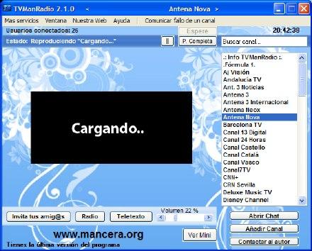 TVManRadio 2.1.0