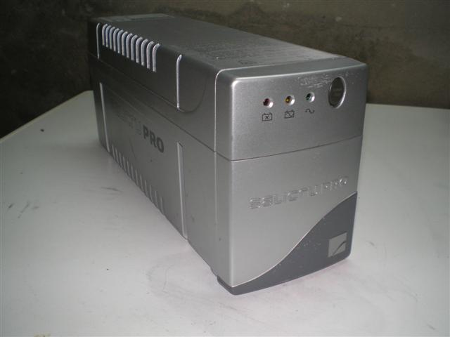 Cambio de bateria a un SAI