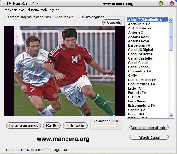 TVManRadio 1.7