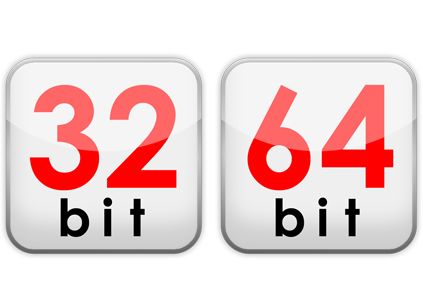 32 Bits & 64 Bits